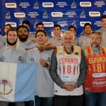 El Torito presentó oficialmente la Liga Nacional de Básquetbol