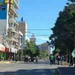Caos en la avenida Argentina por los bloqueos de ATE