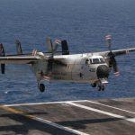 Un avión militar estadounidense se estrelló en Japón con 11 personas a bordo