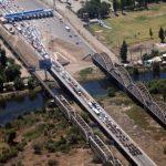 Habrá complicaciones en el  tránsito por corte total en los puentes