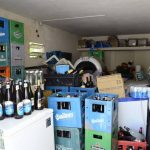 Decomisan otros 150 litros de alcohol y agreden a inspectores en Los Hornitos
