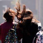 Agosto termina con jornadas de viento en la región