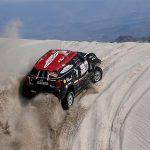 Rally Dakar: La antepenúltima etapa, deslucida sin motos en concurso