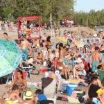 En la semana más calurosa se duplicaron los rescates en balnearios