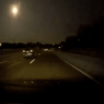 Cayó un meteorito y provocó un temblor de 2 grados