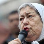 """Bonafini convocó a la marcha de Moyano: """"Por los pibes chorros y los presos políticos"""""""