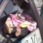 Dejó a su bebé en el auto para irse a desayunar