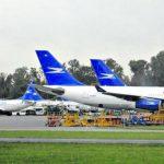 Aerolíneas Argentinas canceló 35 vuelos este miércoles y no venderá pasajes hasta el domingo