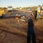 Accidente fatal sobre la Ruta 22 en Senillosa