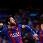 Lionel Messi buscará esta tarde su sexta Copa del Rey en una final infartante