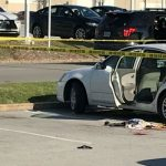 Una niña de tres años le disparó a su madre embarazada