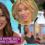Nicole Neumann se enojó con Pampita por exponer a sus hijas