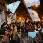 """La gente salió a hacer """"ruido nacional"""" contra los aumentos en las tarifas"""