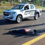 Violó y golpeo brutalmente a una nena de 6 años, pero al escapar fue atropellado por un camión