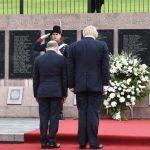 Canciller británico homenajeó en un encuentro histórico a los caídos de Malvinas
