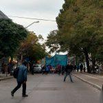 Barrios de pie marchó por la ciudad de Neuquén en reclamo de planes sociales