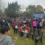 La lista Azul del MPN festejó el 25 de Mayo en Senillosa
