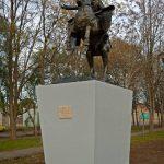 Senillosa rinde honores al general Martín Miguel de Güemes