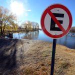 Toman medidas preventivas por mayor caudal en el río Neuquén