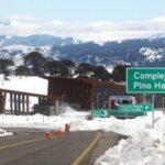 Un camionero murió en Pino Hachado en plena ola polar
