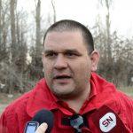 Defensa Civil pidió precaución por la crecida del río Neuquén