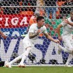 Uruguay sacó una victoria contra Egipto sin merecerla