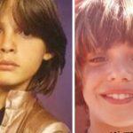 El actor que de chico era igualito a Luis Miguel