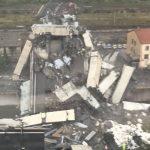 Tragedia en Italia: al menos 20 muertos en el derrumbe de un puente en Génova