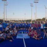 Senillosa le ganó a Brasil y se coronó campeona en hockey femenino