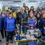 Obreras textiles trabajarán con petroleros privados