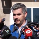 Marcos Peña recorrió Vaca Muerta y habló del Fondo Sojero
