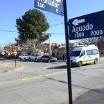El miércoles cambia el sentido de circulación de calle Aguado