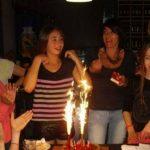 Desgarrador: joven festejó su cumple y murió atropellada estrenando su regalo