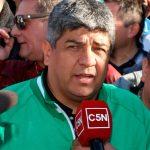 Los gremios amenazan con un paro nacional si Pablo Moyano va preso