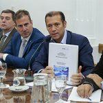 """Gutiérrez: """"El hospital Norpatagónico fortalecerá el sistema de salud neuquino"""""""