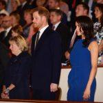 El príncipe Harry y Meghan Markle, anunciaron que esperan su primer hijo
