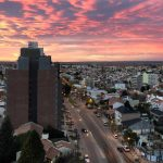 La ciudad registró el fin de semana largo un 67% de ocupación