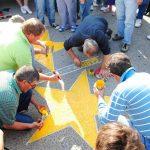 Iluminarán de amarillo monumentos de la ciudad en recuerdo a las víctimas de accidentes de tránsito