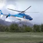 Murió el andinista que iba a ser rescatado en el volcán Lanín