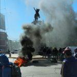 Multan a ATE por quema de cubiertas, ruidos molestos y corte de calles