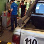Revisión  técnica obligatoria: más de 100 vehículos tuvieron que ser nuevamente inspeccionados