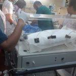 Aberrante: dio a luz y tiró el bebé a la basura