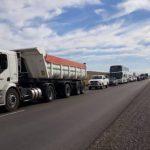 Arroyito: Trabajadores de EPAS cortan Ruta 22