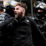 """Tensión en París: cientos de detenidos en otra protesta de los """"chalecos amarillos"""""""
