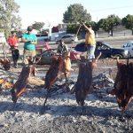 Productores de Senillosa brindaron a la región la tercera gran feria