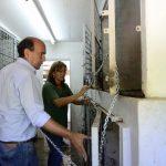El municipio neuquino cerró el lazareto de Zoonosis