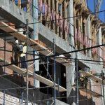 El municipio neuquino autorizó 301 mil metros cuadrados de construcción en 2018