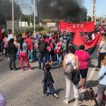 Organizaciones sociales marchan a los puentes carreteros y cortarán el tránsito