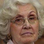 A los 89 años, murió Ofelia Wilhem, la madre de Cristina Kirchner