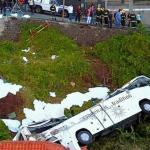 Tragedia en Portugal: el gobierno decretó tres días de luto por la muerte de 29 turistas en accidente